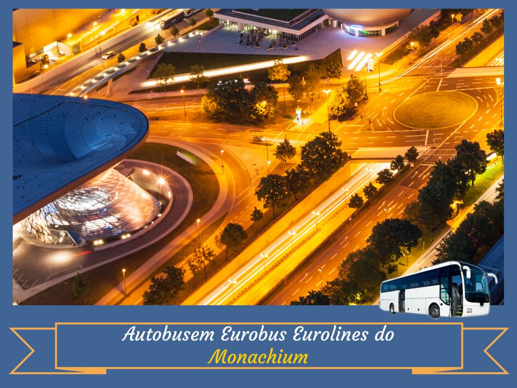 Autobusem Eurobus Eurolines do Monachium, rzeszów monachium