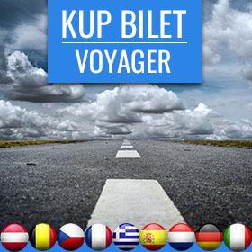 Kup bilet online w wyszukiwarce Voyager do Poniewieża